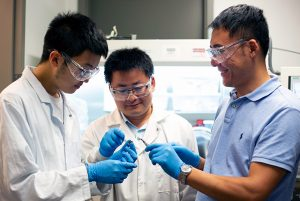 UBCO teams with industry to develop next-generation battery