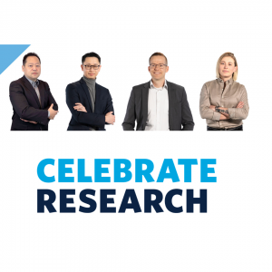 2021 Researcher of the Year Awards